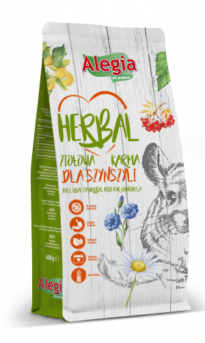 A0122 Alegia Herbal Szynszyl 600g